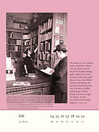 Der literarische Frauenkalender 2018 - Produktdetailbild 3
