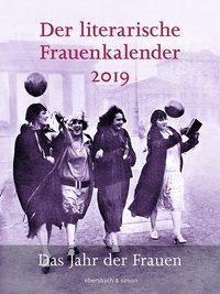 Der literarische Frauenkalender 2019