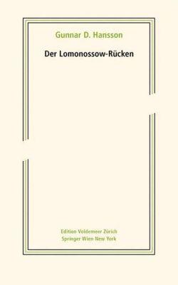 Der Lomonossow-Rücken, Gunnar D. Hansson