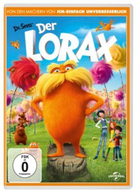 Der Lorax, Dr. Seuss