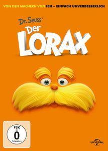 Der Lorax, DVD, Dr. Seuss