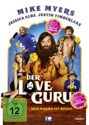 Der Love Guru, Mike Myers, Graham Gordy