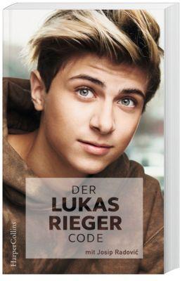 Der Lukas Rieger Code, Lukas Rieger