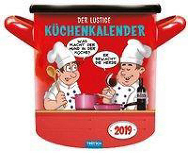 Der Lustige Kuchenkalender 2019 Kalender Bei Weltbild De Kaufen