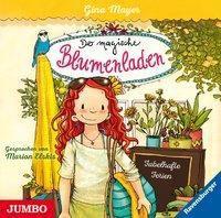 Der magische Blumenladen - Fabelhafte Ferien, 1 Audio-CD, Gina Mayer