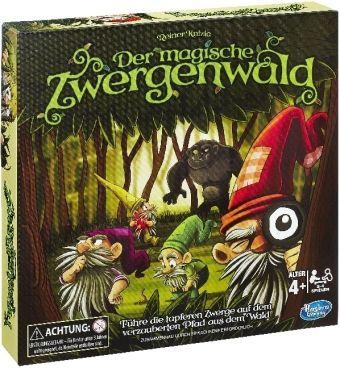 Der magische Zwergenwald (Kinderspiel)