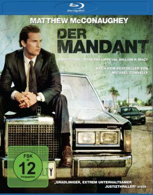 Der Mandant, Michael Connelly, John Romano