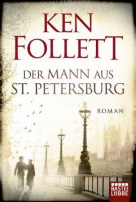 Der Mann aus Sankt Petersburg - Ken Follett |