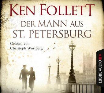 Der Mann aus St. Petersburg, 6 Audio-CDs - Ken Follett |
