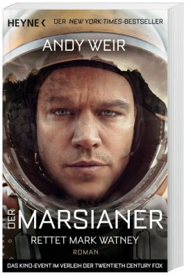 Der Marsianer - Andy Weir |