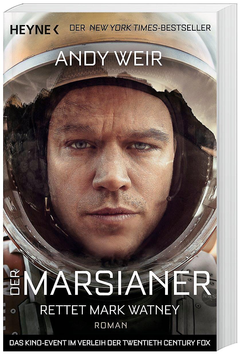 Der Marsianer Buch