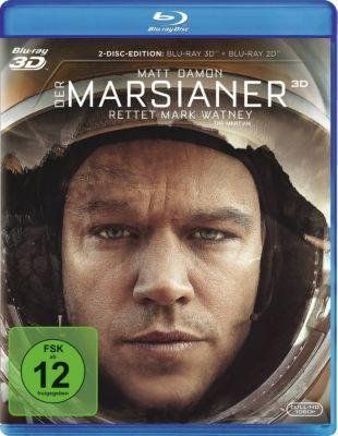 Der Marsianer: Rettet Mark Watney - 3D-Version