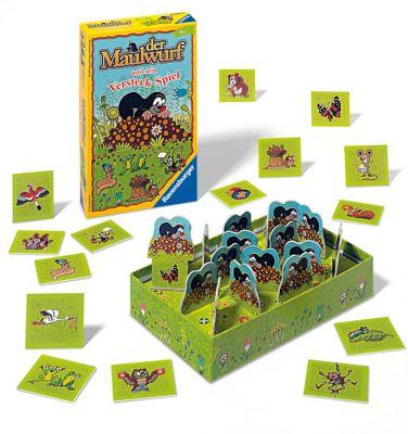 Der Maulwurf und sein Versteck-Spiel (Kinderspiel), Ronald Hofstätter