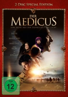 Der Medicus - Special Edition, Noah Gordon
