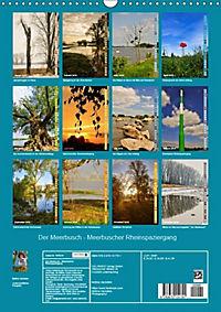 Der Meerbusch - Meerbuscher Rheinspaziergang (Wandkalender 2019 DIN A3 hoch) - Produktdetailbild 13