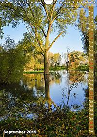 Der Meerbusch - Meerbuscher Rheinspaziergang (Wandkalender 2019 DIN A4 hoch) - Produktdetailbild 9
