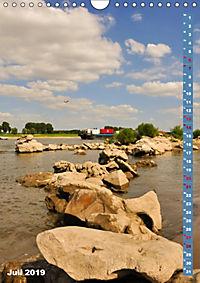 Der Meerbusch - Meerbuscher Rheinspaziergang (Wandkalender 2019 DIN A4 hoch) - Produktdetailbild 7
