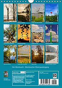 Der Meerbusch - Meerbuscher Rheinspaziergang (Wandkalender 2019 DIN A4 hoch) - Produktdetailbild 13