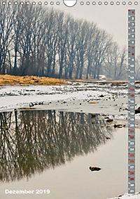Der Meerbusch - Meerbuscher Rheinspaziergang (Wandkalender 2019 DIN A4 hoch) - Produktdetailbild 12