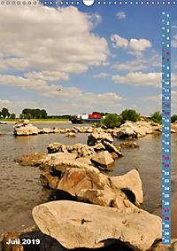 Der Meerbusch - Meerbuscher Rheinspaziergang (Wandkalender 2019 DIN A3 hoch) - Produktdetailbild 7