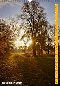 Der Meerbusch - Meerbuscher Rheinspaziergang (Wandkalender 2019 DIN A3 hoch) - Produktdetailbild 11