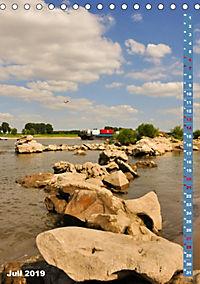 Der Meerbusch - Meerbuscher Rheinspaziergang (Tischkalender 2019 DIN A5 hoch) - Produktdetailbild 7