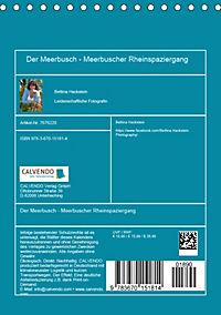 Der Meerbusch - Meerbuscher Rheinspaziergang (Tischkalender 2019 DIN A5 hoch) - Produktdetailbild 13
