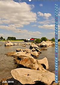 Der Meerbusch - Meerbuscher Rheinspaziergang (Wandkalender 2019 DIN A2 hoch) - Produktdetailbild 7