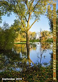 Der Meerbusch - Meerbuscher Rheinspaziergang (Wandkalender 2019 DIN A2 hoch) - Produktdetailbild 9