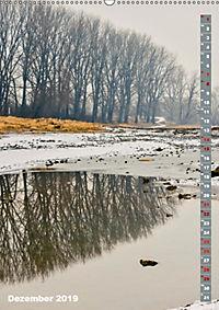 Der Meerbusch - Meerbuscher Rheinspaziergang (Wandkalender 2019 DIN A2 hoch) - Produktdetailbild 12