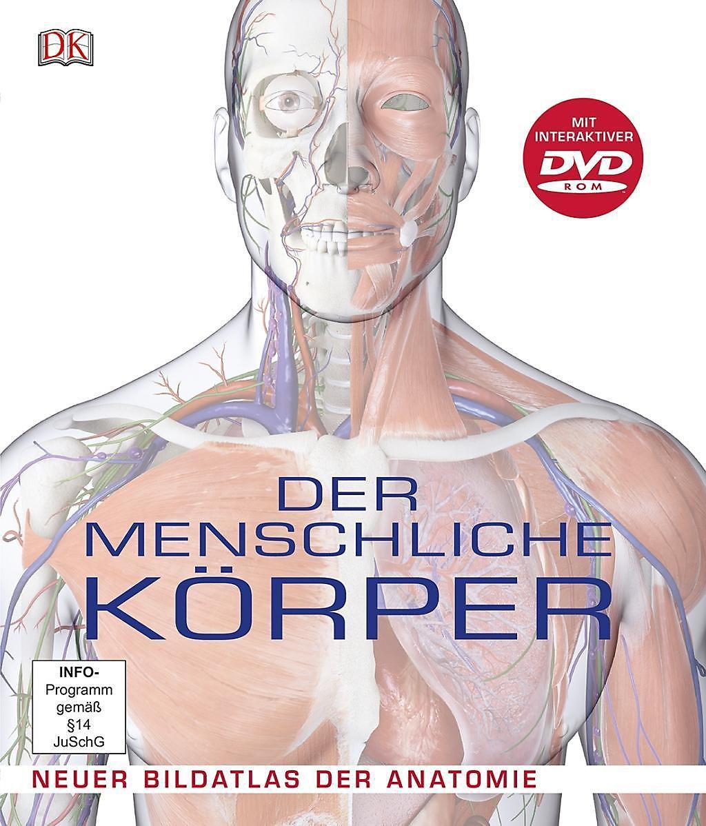 Der Menschliche Krper M Dvd Rom Buch Portofrei Bei Weltbild