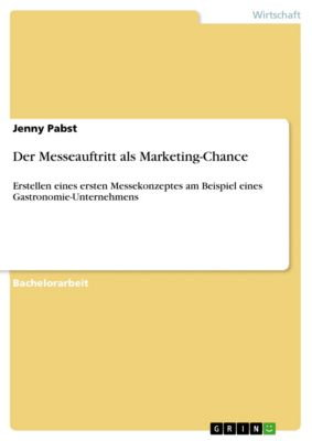 Der Messeauftritt als Marketing-Chance, Jenny Pabst