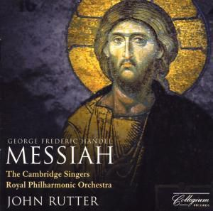 Der Messias (GA), Melanie Marshall (mezzo), Ja Joanne Lunn (sopran), The Cambridge Singers, Rutter, Rpo