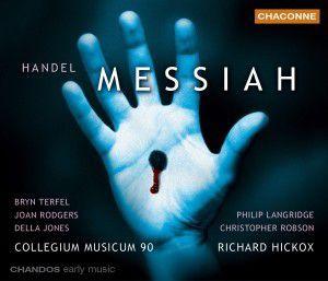 Der Messias (ga), R. Hickox, Cm90