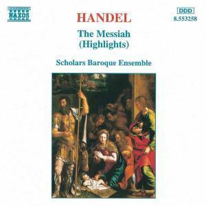 Der Messias (Höhepunkte), Scholars Baroque Ensemble