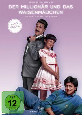 Der Millionär und das Waisenmädchen - King Uncle, Anees Bazmee, Ravi Kapoor, Mohan Kaul