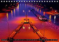 Der Mittellandkanal - 325 Kilometer Wasserstrasse (Tischkalender 2019 DIN A5 quer) - Produktdetailbild 2