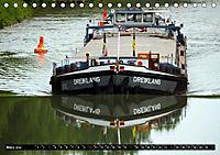Der Mittellandkanal - 325 Kilometer Wasserstrasse (Tischkalender 2019 DIN A5 quer) - Produktdetailbild 3