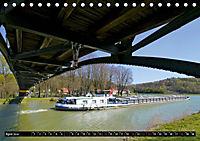 Der Mittellandkanal - 325 Kilometer Wasserstrasse (Tischkalender 2019 DIN A5 quer) - Produktdetailbild 4