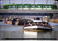 Der Mittellandkanal - 325 Kilometer Wasserstrasse (Tischkalender 2019 DIN A5 quer) - Produktdetailbild 6