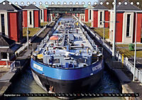 Der Mittellandkanal - 325 Kilometer Wasserstrasse (Tischkalender 2019 DIN A5 quer) - Produktdetailbild 9