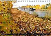 Der Mittellandkanal - 325 Kilometer Wasserstrasse (Tischkalender 2019 DIN A5 quer) - Produktdetailbild 11