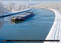 Der Mittellandkanal - 325 Kilometer Wasserstrasse (Wandkalender 2019 DIN A2 quer) - Produktdetailbild 1