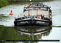 Der Mittellandkanal - 325 Kilometer Wasserstrasse (Wandkalender 2019 DIN A2 quer) - Produktdetailbild 3