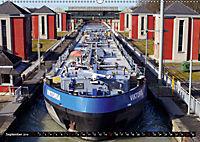 Der Mittellandkanal - 325 Kilometer Wasserstrasse (Wandkalender 2019 DIN A2 quer) - Produktdetailbild 9