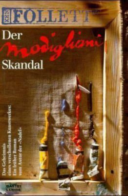 Der Modigliani-Skandal, Ken Follett