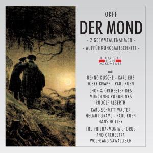 Der Mond, Chor & Orch.D.Münchner Rundfunks, The Philharmonia