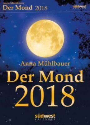 Der Mond 2018 Textabreißkalender, Anna Mühlbauer