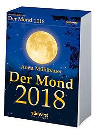 Der Mond 2018 Textabreißkalender - Produktdetailbild 2