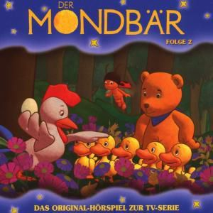 Der Mondbär, 1 Audio-CD, Mondbär